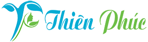logo công ty TNHH giúp việc nhà Thiên Phúc